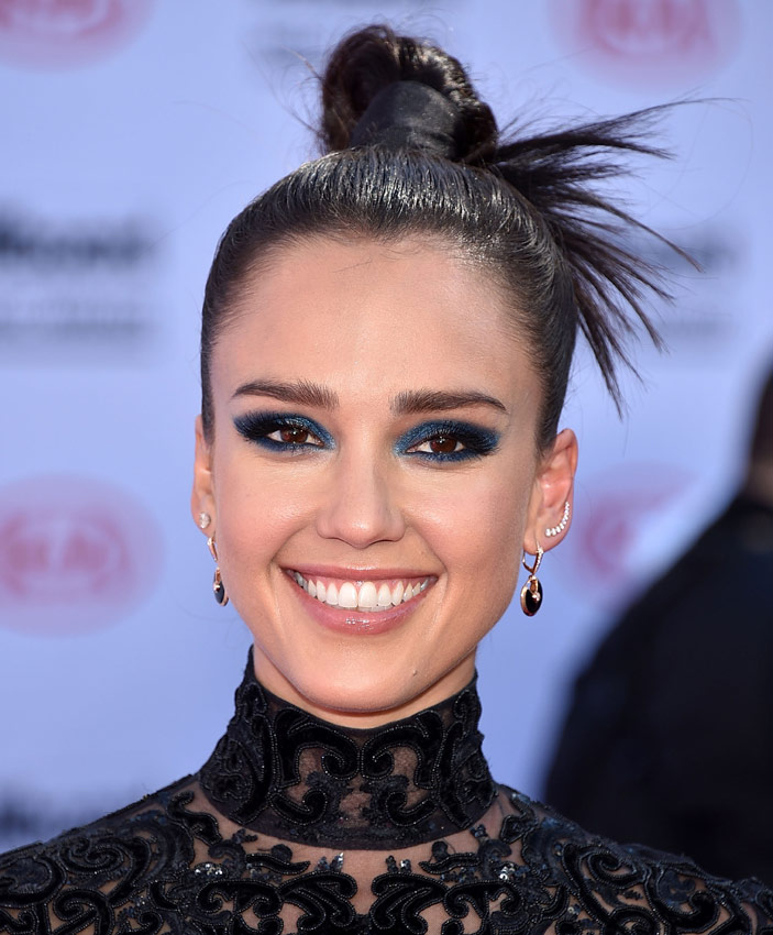 Billboard Music Awards: Акценты 'красоты'