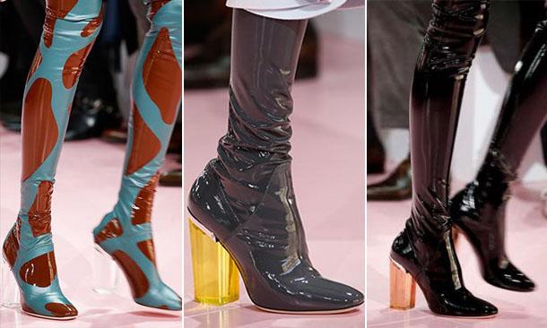 Модная обувь сезона осень-зима 2016