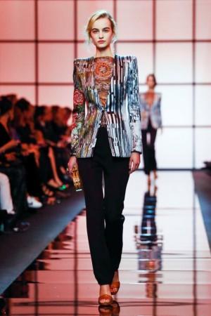 Giorgio Armani Prive Haute Couture весна-лето 2017