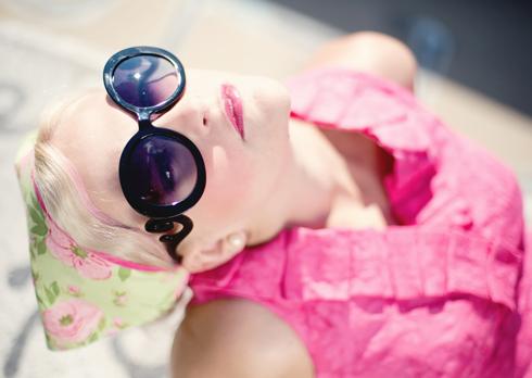 История солнцезащитных очков: из древности с приветом