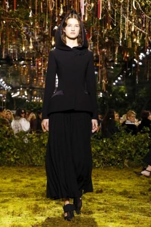 Dior Haute Couture весна-лето 2017