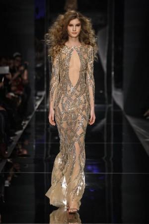 Rani Zakhem Haute Couture весна-лето 2017