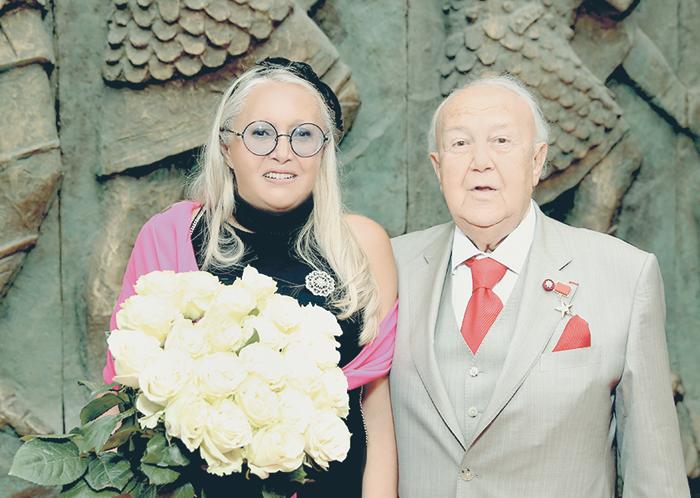 Звезды на модном показе Татьяны Михалковой