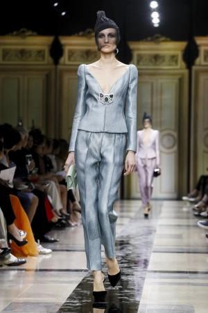 Armani Prive Haute Couture осень-зима 2018-2018