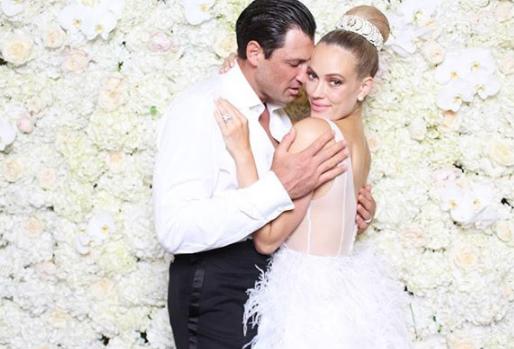 Максим Чмерковский женился на матери своего ребёнка