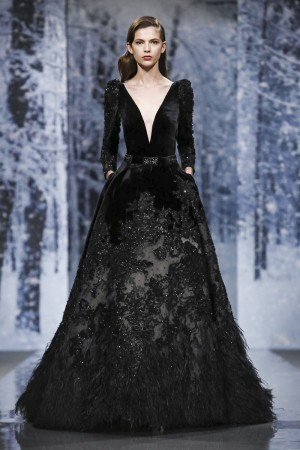 Ziad Nakad Haute Couture осень-зима 2018-2018