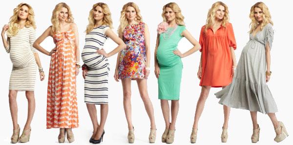 Как выглядеть красиво во время беременности?