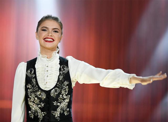 Алина Кабаева стала первым в истории амбассадором Чемпионата мира по художественной гимнастике