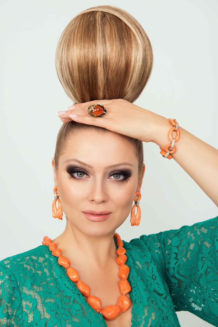 Лена Ленина — о летней моде в украшениях