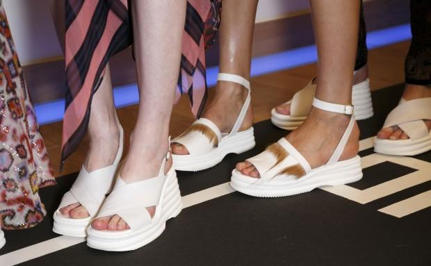 Модные обувные тенденции весна-лето 2017