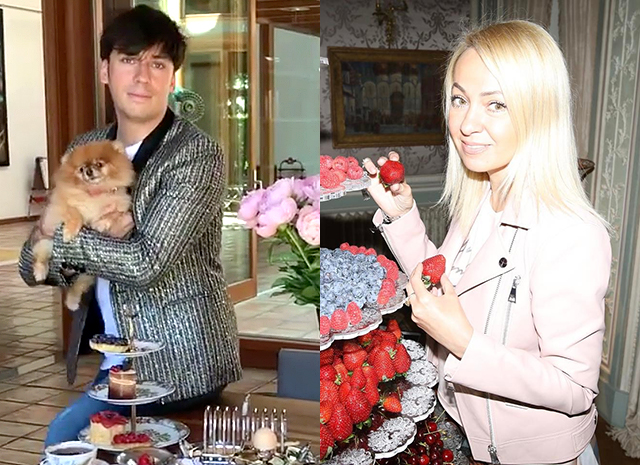 Как завтракают аристократы: пародия Максима Галкина на Яну Рудковскую стала хитом Instagram