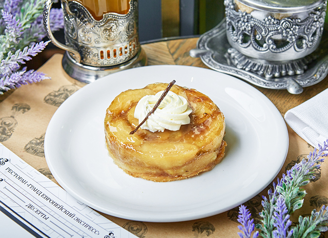 Рецепт для воскресного завтрака: яблочный «Тарт Татен»