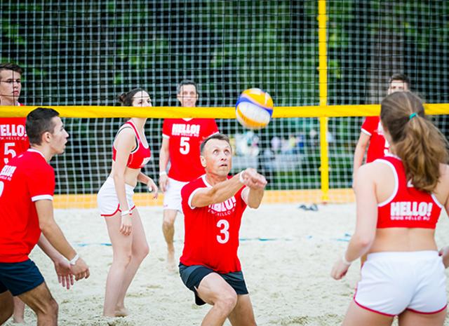 HELLO.RU проведет III турнир по пляжному волейболу среди digital-агентств