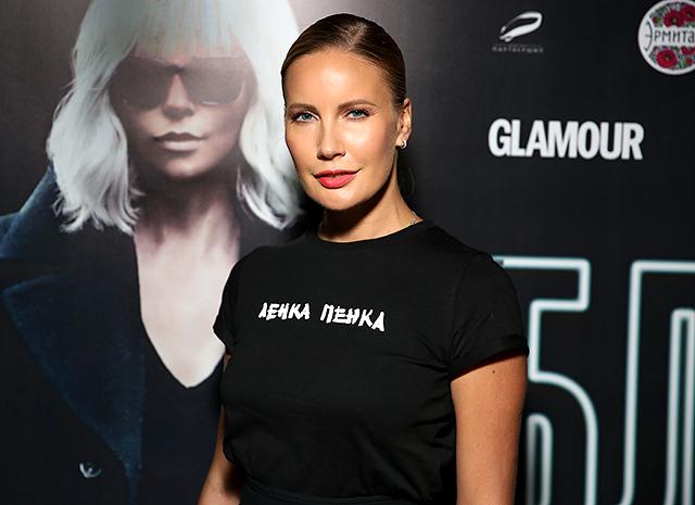 Елена Летучая и другие гости российской премьеры фильма «Взрывная блондинка»